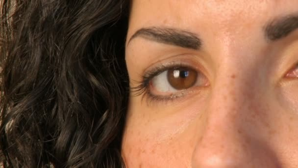human face female 30s 10 10