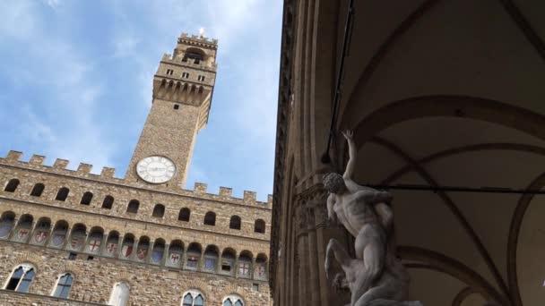 Torre di Palazzo Vecchio a Firenze