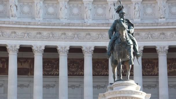 Victor Emmanuel památník v Římě