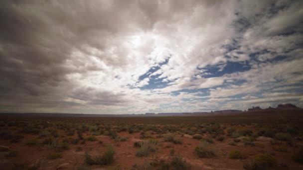 Timelapse in Monument National Park