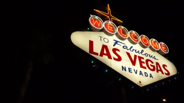 View of the Las Vegas Sign