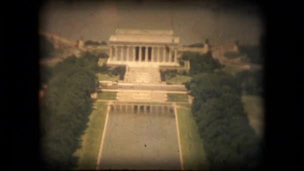 Blick auf das Kapitol in der Mitte 1960er Jahre