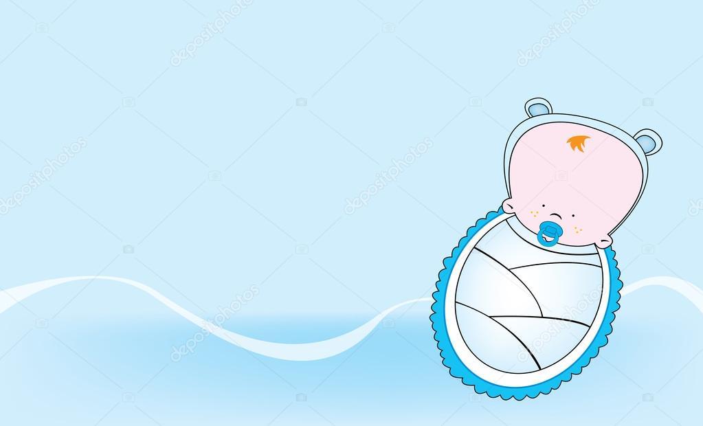 Imágenes Invitaciones De Baby Shower De Nino Tarjeta De