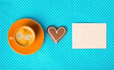 have a nice day, good morning with cup of coffee