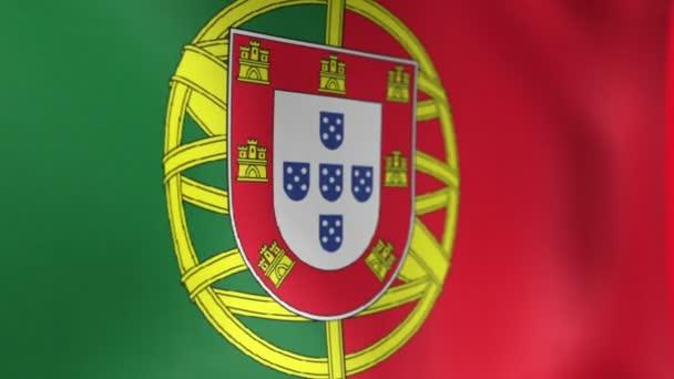 Portugál zászló 2