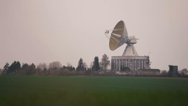 Observatoř anténní centrum na Ukrajině