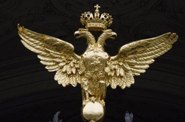 The Double Eagle. Romanov Crest.