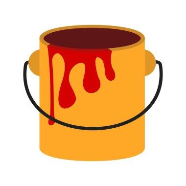 Paint Box, bucket icon