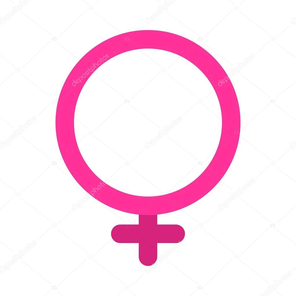 female symbol gender icon � stock vector 169 dxinerz 75585869