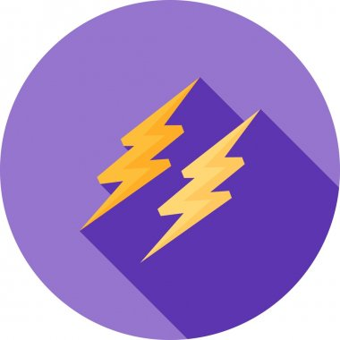 Lightening arrows icon