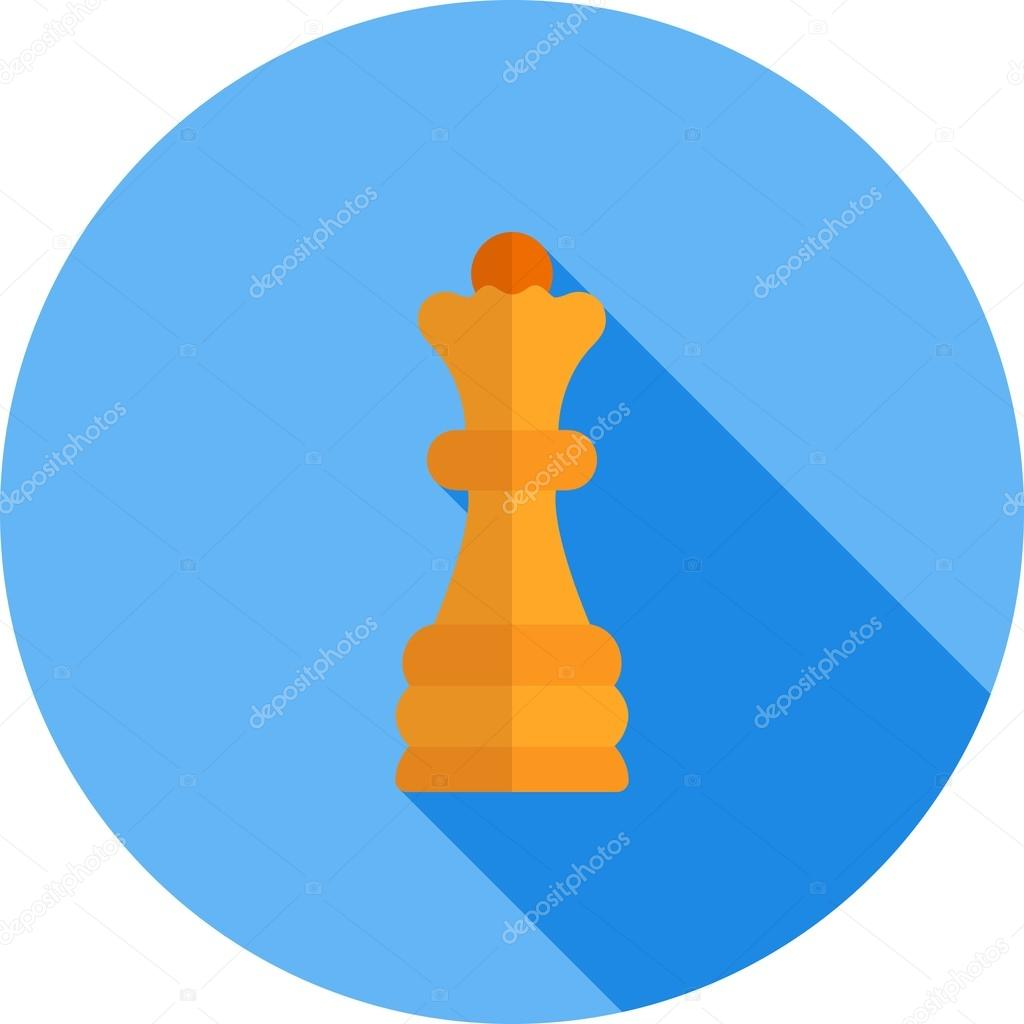 Chess, game icon — Stock Vector © dxinerz #76336333