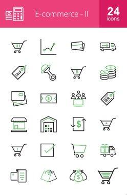 E-commerce, marketing, business