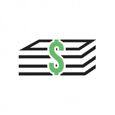 Billing, payments, finance icon