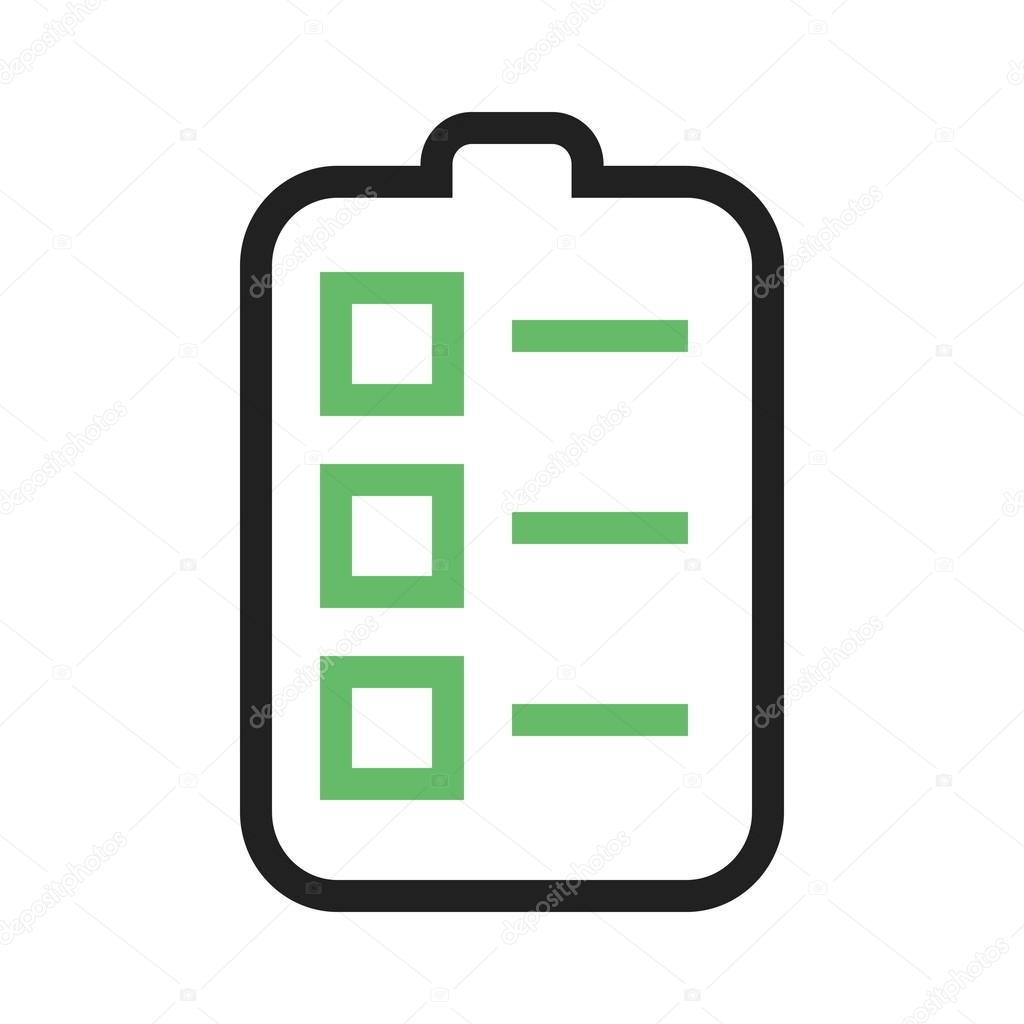 tasks list job icon stock vector dxinerz 83753144