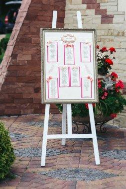 Stylish table list