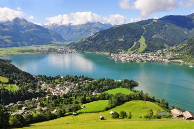 Zell am See, Salzburger Land, Salzburg, Austria