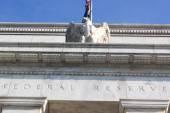 Federal Reserve Gebäude in Washington DC, uns.