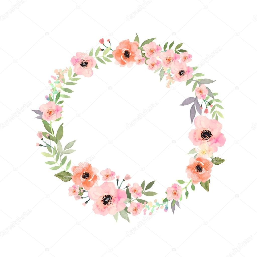 vector flowers set elegant floral collection with isolated leav