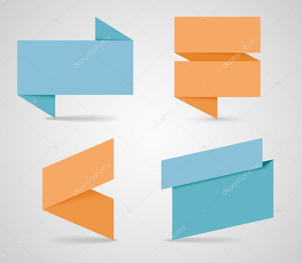 Text Boxes With Realistic Vector Shadows 1