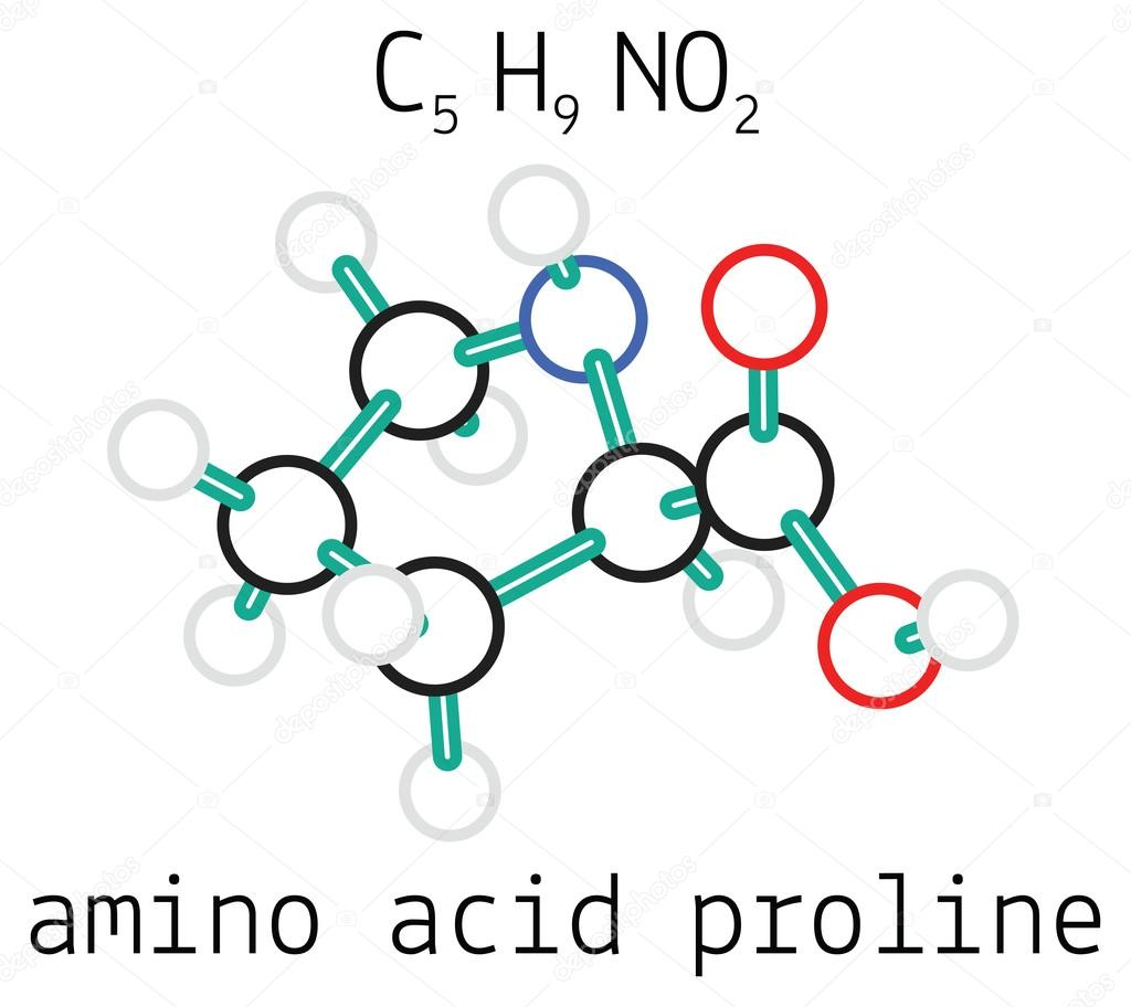proline aminozuur