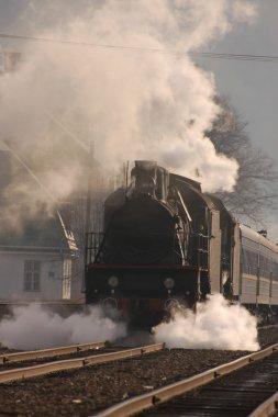 Buhar Treni