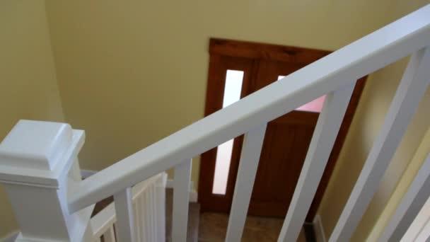 Haustur Und Teppich Treppen Stockvideo C Jakerbreaker 70431765