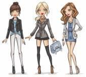 pretty Fashion girls