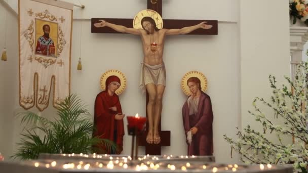 Statue of The crucified Jesus Christ-Without Crucifix.