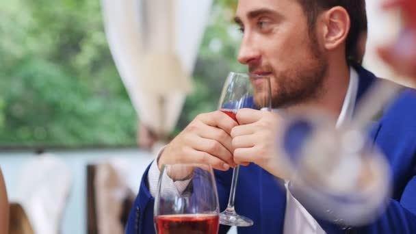 Image result for guy drinking red wine