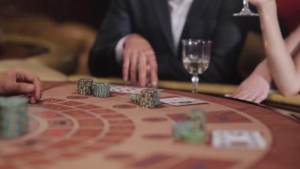 Online-kasino voittajan