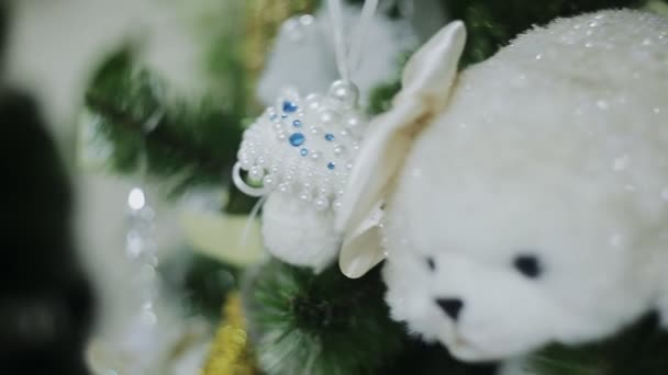 Vánoční stromeček hračky v podobě zvířat