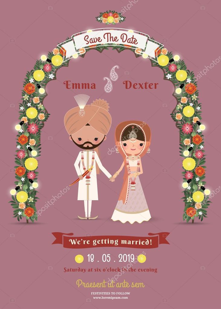 Image Result For Royal Indian Wedding Card