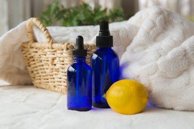 Fresh Clean Lemon Essential Oils