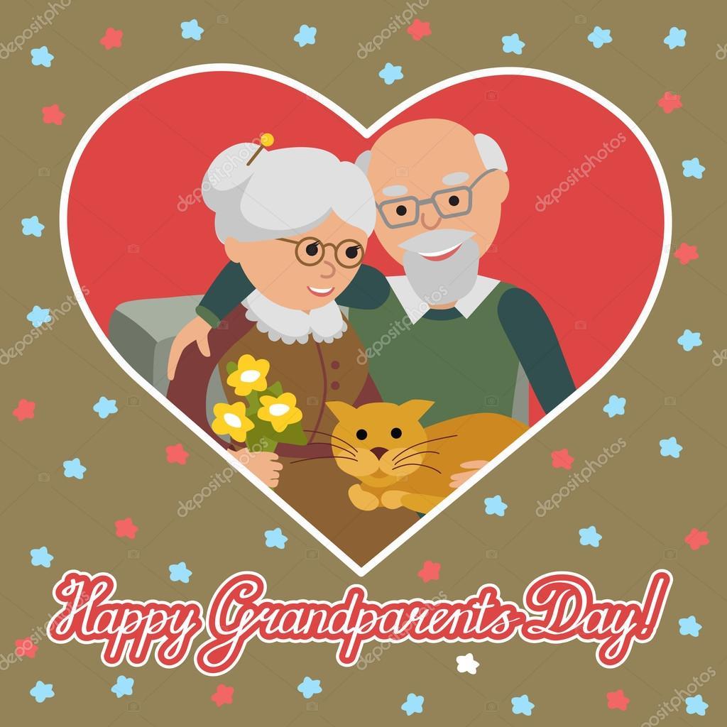 Открытки с днем бабушек и дедушек своими руками
