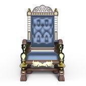 vykreslování 3D cg židle