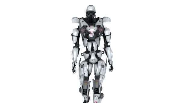 chodící robot