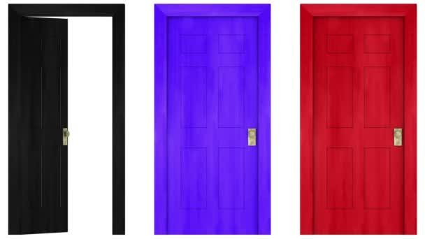 3 dveře