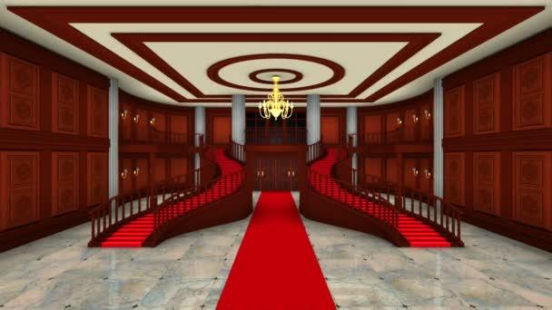 vykreslování 3D cg lobby