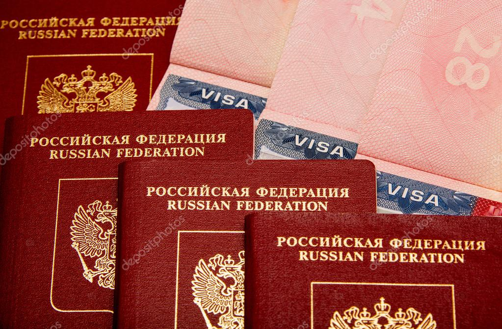 Passports for russians