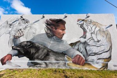 Wall at Wynwood, Miami