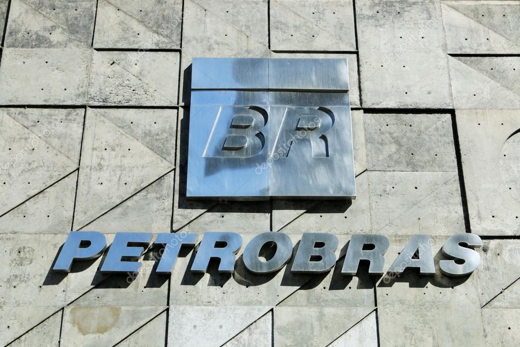 March 25th, 2015 - Petrobras' (Brazil's state-owned oil company) logo on your headquarters in Rio de Janeiro