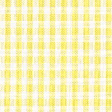 Yellow tablecloth texture