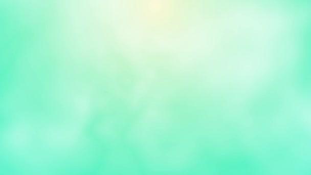 Fehér füst szétszórva egy színes háttér
