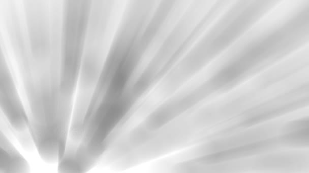 Paprsek světla se šíří, neustále se pohybuje, vypadá jasně a krásně.