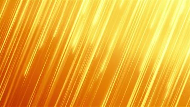 Abstraktní pohybu pozadí s zlaté pruhy