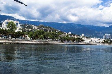 Black Sea in Yalta