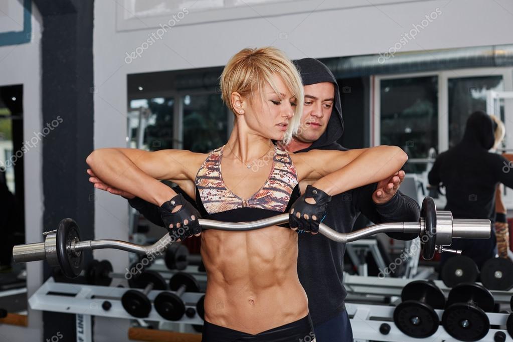 perdita di peso in palestra di allenamento personale