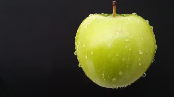 Apple, mozgó sötétben