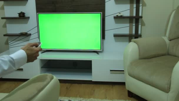 Television Screen Stock Videos  Royalty Free Television