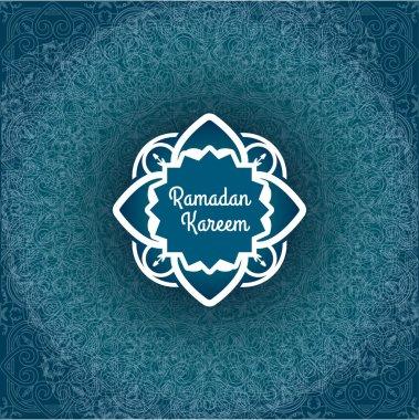 geometric ornament round pattern
